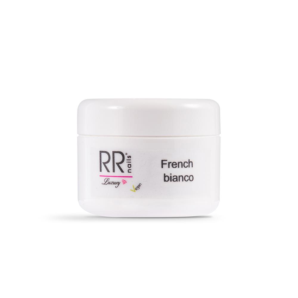 Gel French Bianco Unghie