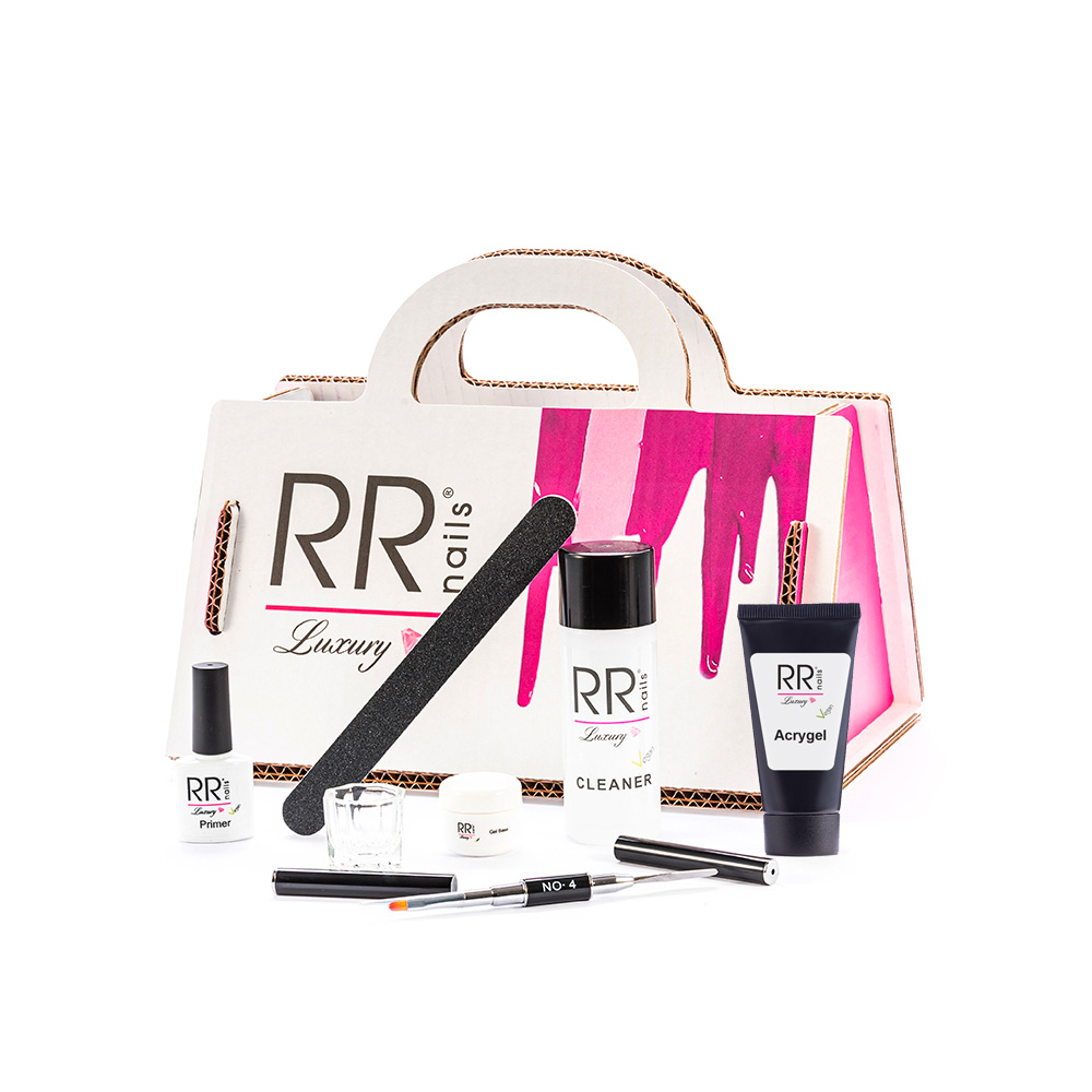 Kit Acrygel con Shopping bag riciclata