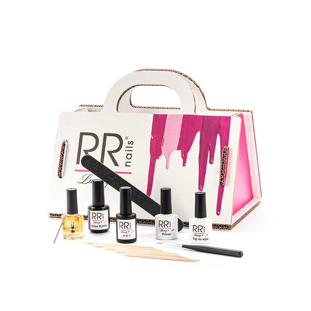 Kit Perfect Manicure - Una manicure perfetta con RR Nails