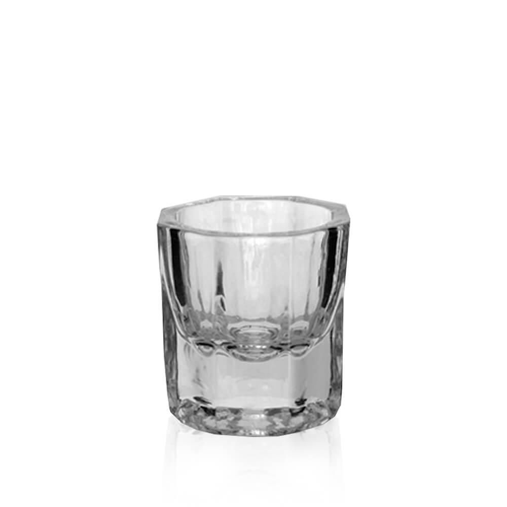 Bicchierino in vetro